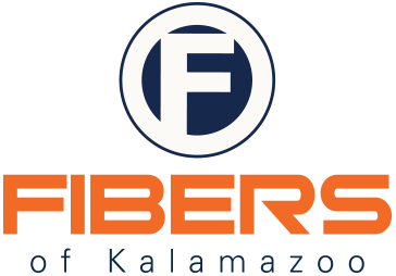 Fibers of Kalamazoo Logo