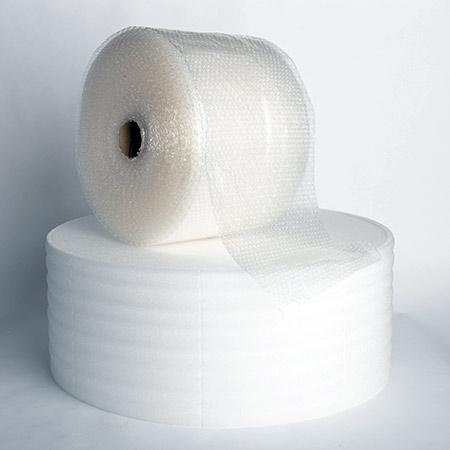 bubble pack, foam, and packaging products from Fibers of Kalamazoo