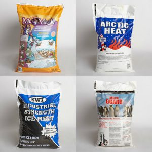 ice melter and safety products from Fibers of Kalamazoo