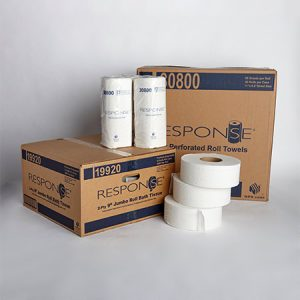 paper products and janitorial products from Fibers of Kalamazoo