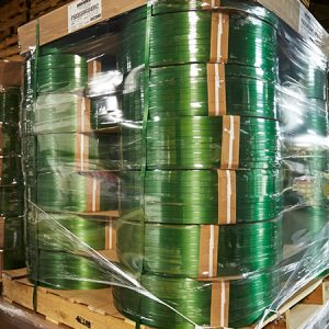 plastic strapping and packaging products from Fibers of Kalamazoo