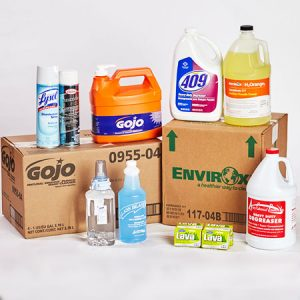 Chemicals/Cleaning Products