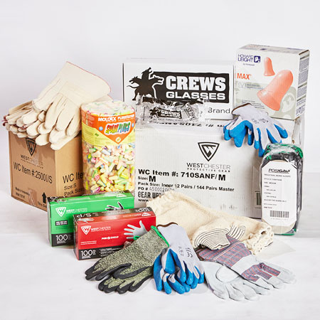 Safety Products - Gloves and more